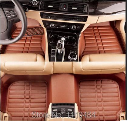 Myfmat personalizar nuevo piso alfombras de pie alfombras de auto - Accesorios de interior de coche - foto 2
