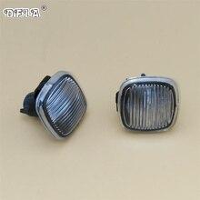 2 шт. для Skoda Octavia MK1 A4 2001 2002 2003 2004 2005 2006 2007-2011 автомобиль-Стайлинг боковой габаритный указатель поворота повторителя