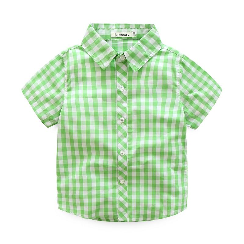 Boys Casual Ρούχα Σετ Νέο στυλ Μόδα Παιδιά - Παιδικά ενδύματα - Φωτογραφία 5