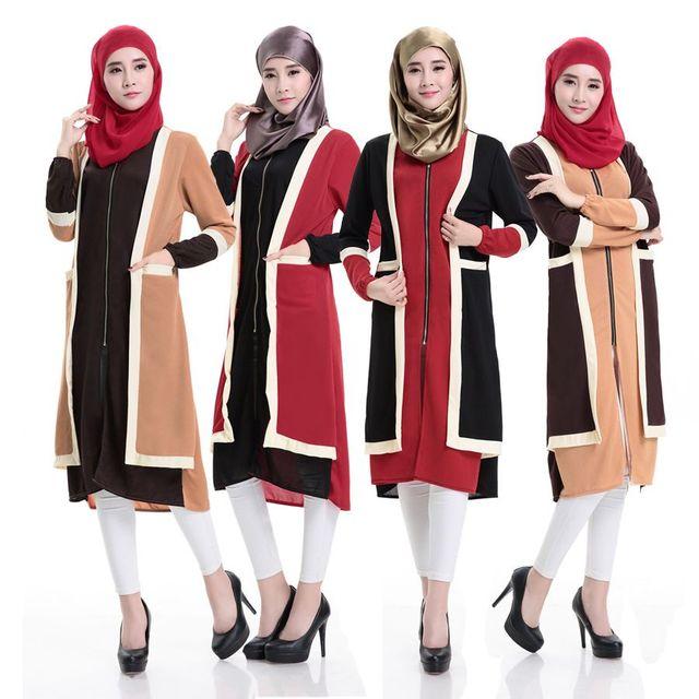 Abaya muçulmano vestido Islâmico turco dubai vestuário Islâmico Muçulmano kaftan abaya Vestido 2805