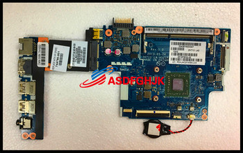 Original 744189-001 730894-001 for HP 11 E 251 G1 laptop motherboard with CPU  Test OK