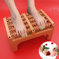 Household pedal foot massage foot massage device  plastic roller acupoint massager