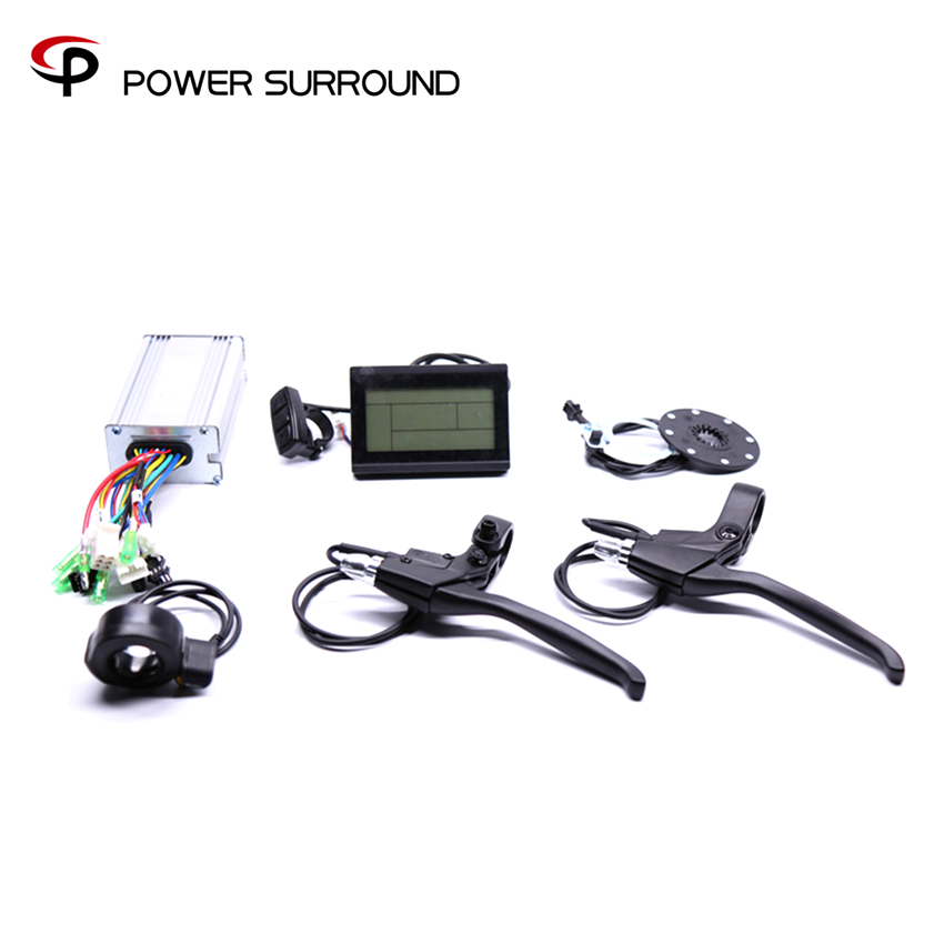 2019 Promotion New Arrival Electric Bike Conversion Kit System For 48v500w 750W Hub Motor
