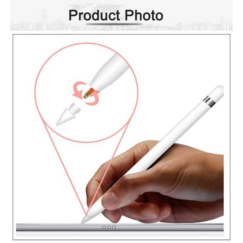Alta Sensitive Pen Stylus Para A Apple Lápis 1st Geração Substituição Dica Spare Nib Para IPencil 1