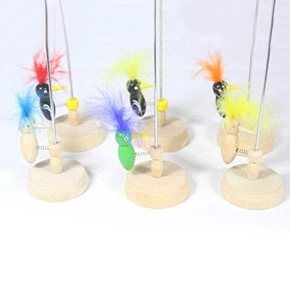 1Set DIY Magic Spring Woodpecker Model Children Educational Toy Desktop Decor  DIY Scientific Experiments Toy Gift