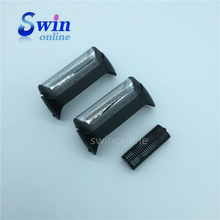 10B20B Shaver 2x Foil and 1x blade for BRAUN CruZer3 Z4 Z5 180 190 1735 1775 Z40 1000 shaver razor new 2 x 10b 20b shaver foil and 1 x blade for braun cruzer3 z4 z5 170s 180 190s 1735 1775 z40 1000 shaver razor free shipping