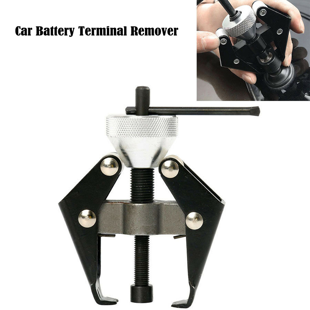 Car Battery Terminal Remover And Wiper Arm Puller Removing Tool Opening 6-28mm