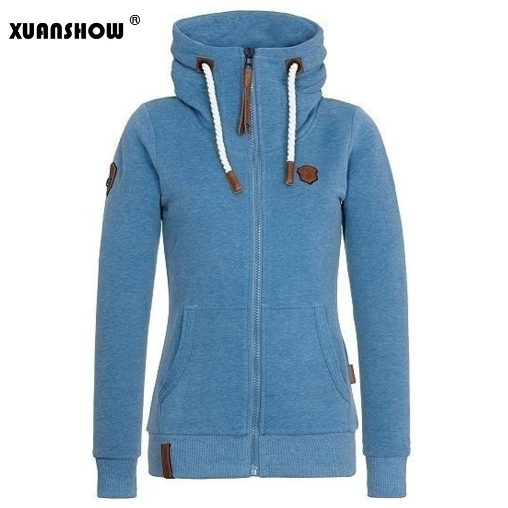 Popular Ladies Fleece Sweatshirts-Buy Cheap Ladies Fleece ...