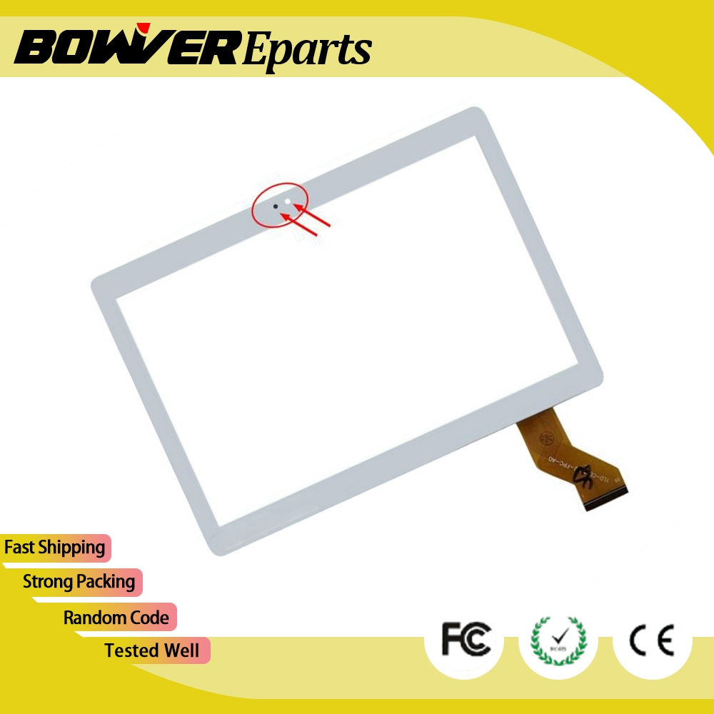 A+   10.1 Inch New Touch Screen Panel Digitizer Sensor Repair Replacement Parts For MTCTP-10617 цены онлайн