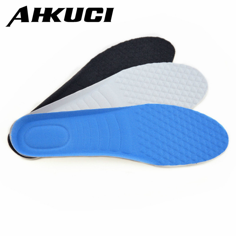 5 pairs Free Size Unisex Support Sport Shoe Pad Sport Running Insoles Insert Cushion EVA Shoes Pad 5 pairs slica gel silicone shoe pad insoles women s high heel cushion protect comfy feet palm care pads accessories