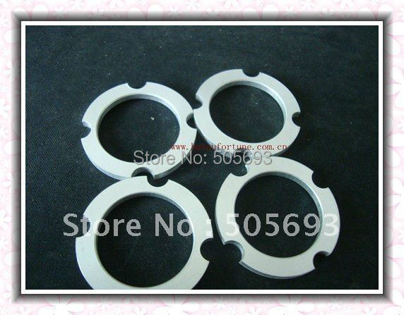 CNC Plain Washer  with Aluminum d09 aluminum alloy bicycle cnc front fork washer blue white 28 6mm