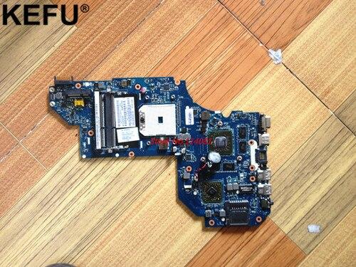 702177-501 702177-001 suitable for HP Envy M6 laptop motherboard HD7670M/2G LA-8712P la 8712p 687229 001 687229 501 for hp pavilion m6 1000 notebook for hp pavilion m6 motherboard a70m hd7670m 100%tested
