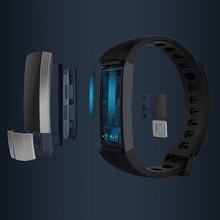 Sanlimi S20 SmartBand Montres Presión arterial Bluetooth Smart Браслет сердечного ритма Мониторы смарт-браслет Фитнес для iOS и Android