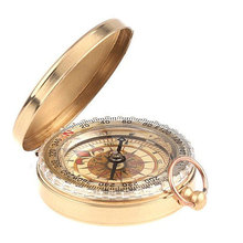 Pocket watch type Mulitifunctional Survival  Compass Camping Hiking Compass Geological Compass Digital Compass Camping Equipment