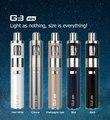 LSS Original G3 mini kit 900 mah 1 ohm GS batería electrónica pluma de vapor de cigarrillos portátiles similares a EGO Uno 0.5ohm 1ohm Kit