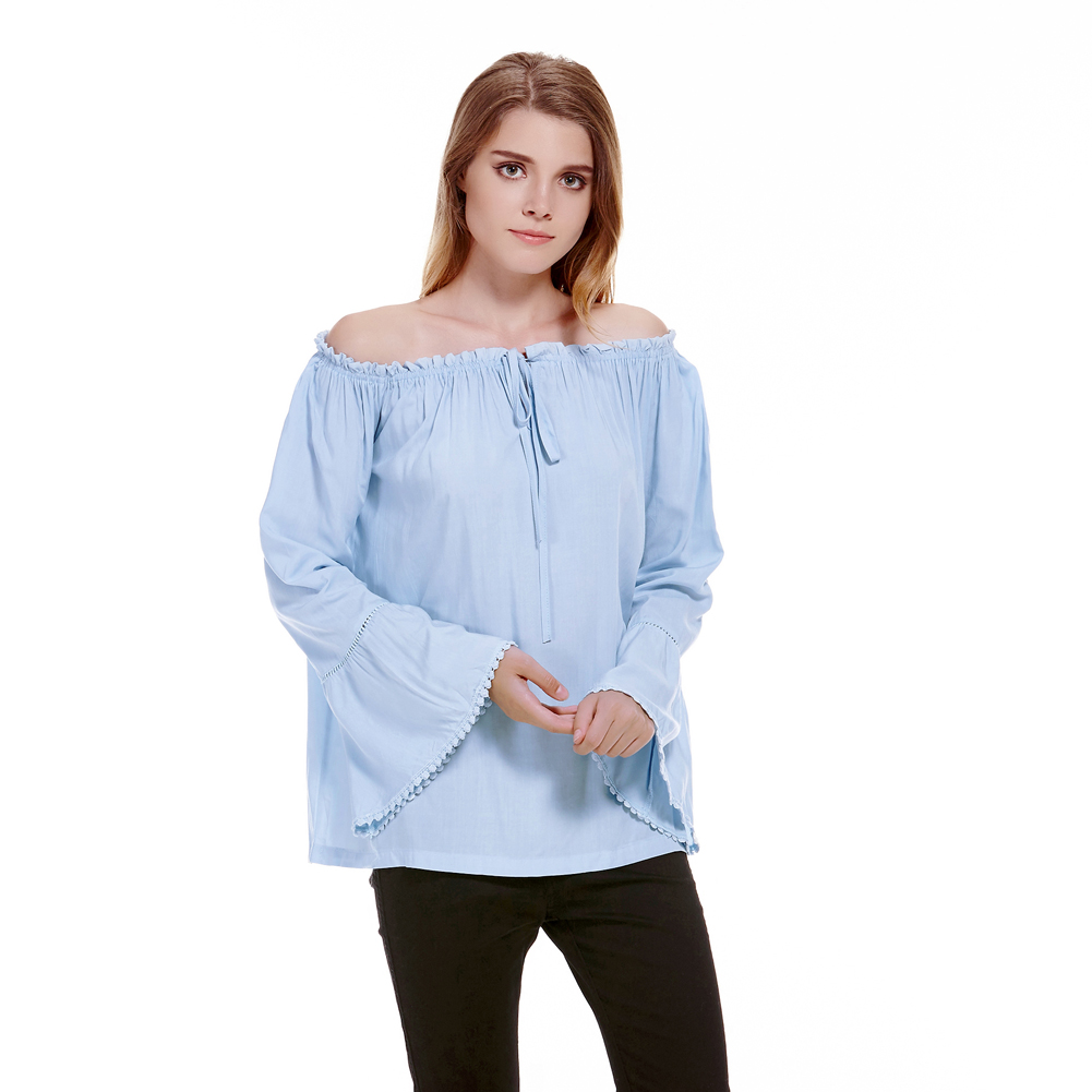 Compare Prices on Light Blue Womens Shirt- Online Shopping/Buy Low ...
