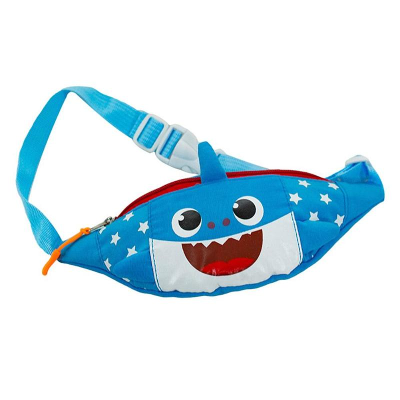 b15f8721c2f9 Kids Babys Backpack 3D Cartoon Small Backpack Fashion Shark Shape Cute  Grils Dackpack Canvas Zipper Casual School Shoulder BagsUSD 7.15/piece