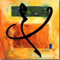 contemporary paintings Moved By the Music VIII by Alfred Gockel Abstract art Hand painted High quality