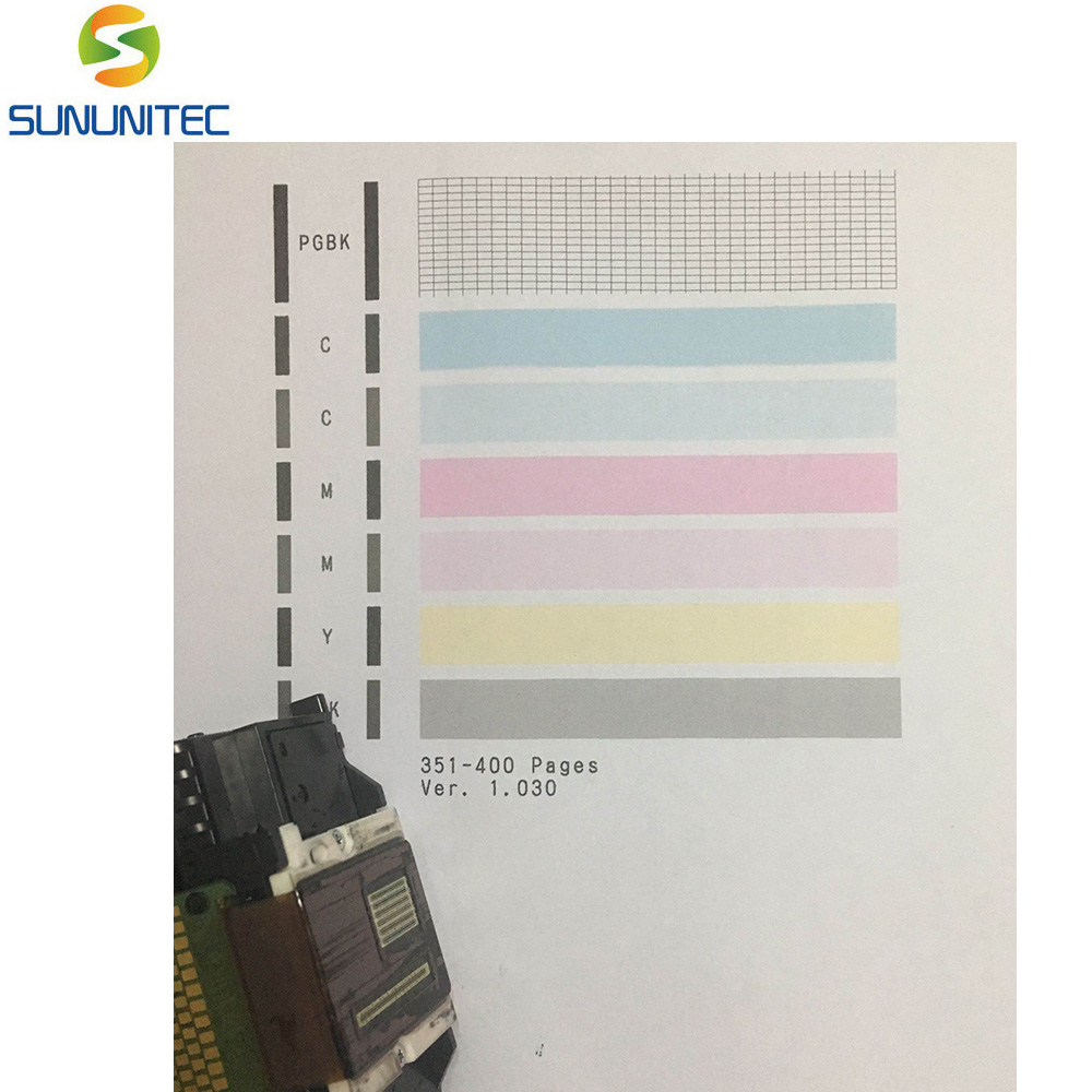 100% Test QY6-0082 Printhead Print Head For Canon IP7200 IP7210 IP7220 IP7240 MG5520 MG5540 MG5550 MG5650 MG5740 MG5750 MG6440