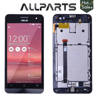 Original For ASUS Zenfone 5 LCD Touch Screen With Frame Digitizer LCD For ASUS Zenfone 5