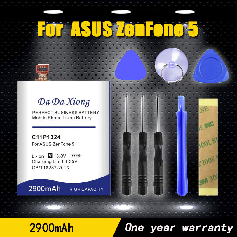 New High quality 2900mAh C11P1324 Li-ion Phone Battery use for <font><b>ASUS</b></font> <font><b>ZenFone</b></font> <font><b>5</b></font> A500G Z5 A500 <font><b>A500CG</b></font> <font><b>A501CG</b></font> A500KL Phone image