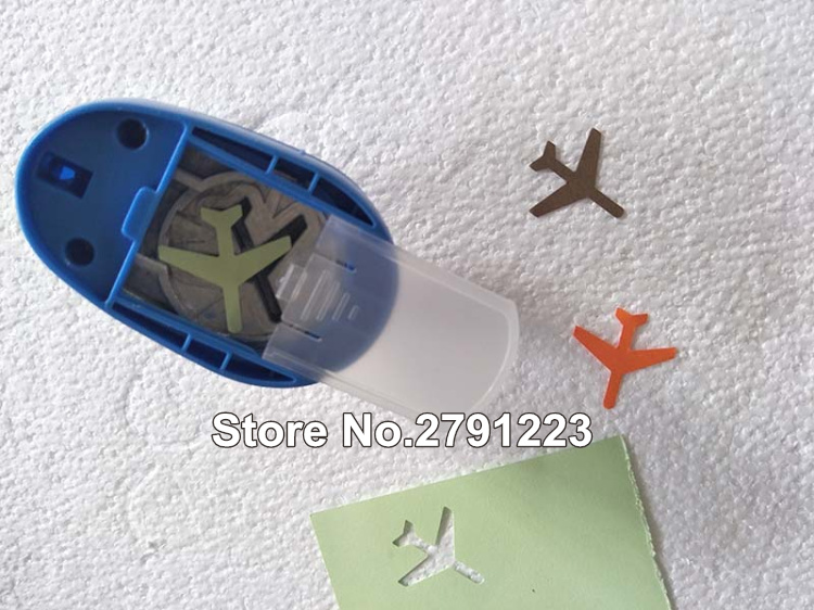 15 inch32cm airplane shape hole punch greeting card making tools 15 inch32cm airplane shape hole punch greeting card making tools handmade diy scrapbook craft for children free shipping in hole punch from office m4hsunfo Image collections