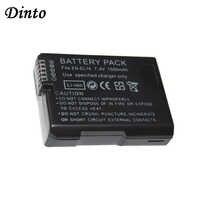 Dinto 1pc 1500mAh EN-EL14 EN-EL14A ENEL14 la cámara Li-Ion batería para Nikon D5300 D5200 D5100 D3200 D3100 D3300 es EL14