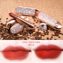 Brand Long Lasting Women Lipstick Easy Wear Lipstick and Lipgloss for W