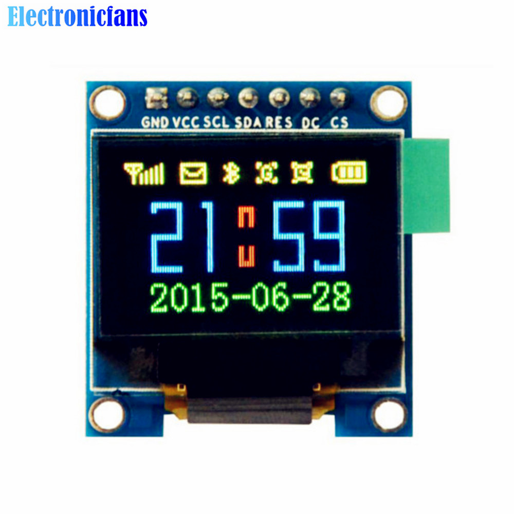 Aliexpress buy inch spi full color oled display