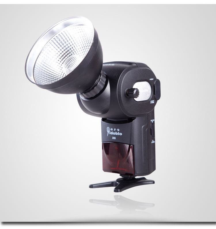 DHL Free Shipping 2 pcs Dison Brand X-5 flash light for camera video photography photo flash studio photo strobe lighting light ashanks dimmer digital flash light flash lamp 5500k strobe bulb photoflash speedlite for photography studio camera video photo