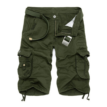 Mens Military Cargo Shorts 2020 Brand New Army   4