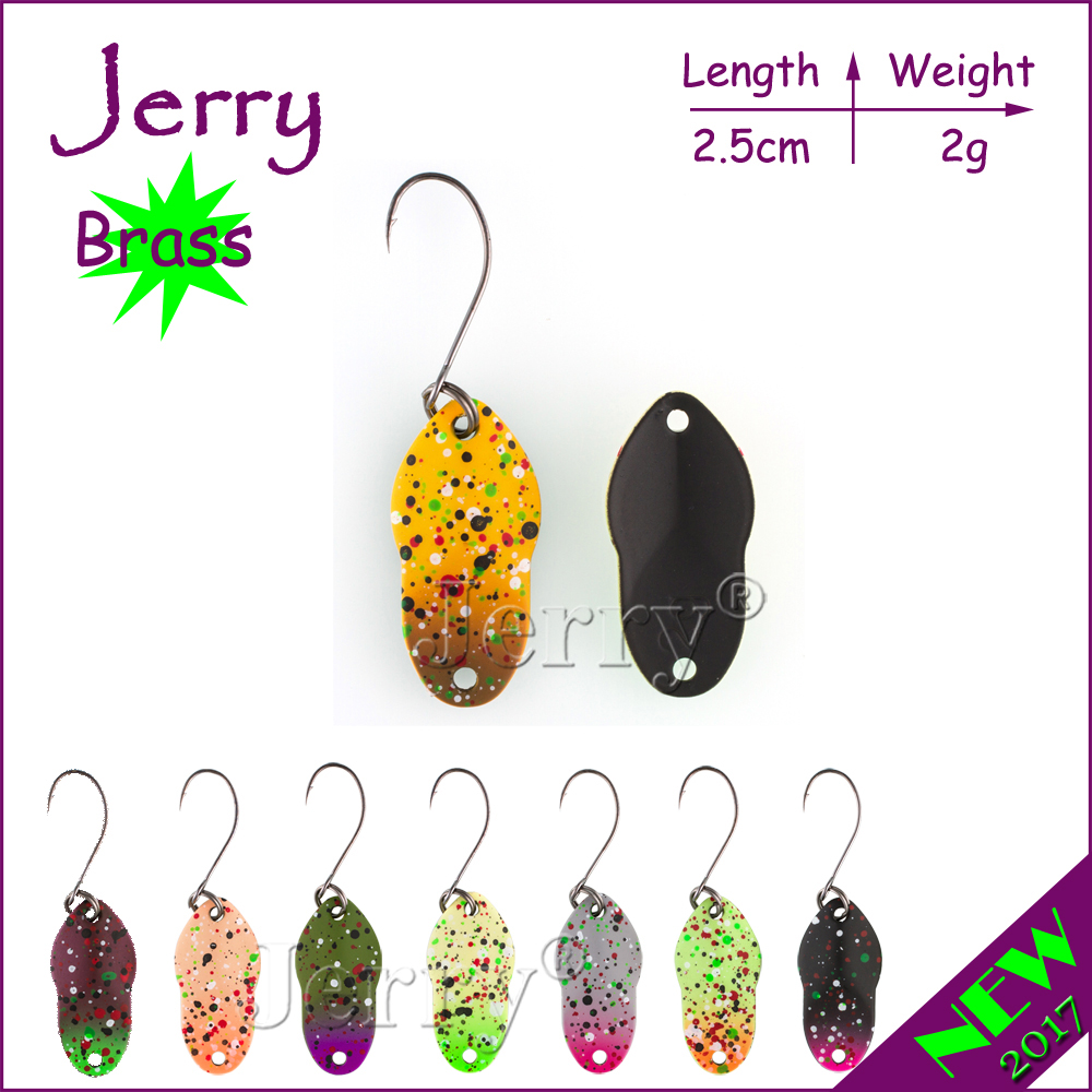 Jerry 2g micro fishing spoon lake trout lures spinner bait ultralight light fishing lures jerry 1pc 2 8g fishing blade vibes lipless crankbait ultralight micro lures japan trout lures hard body bait metal vib lure