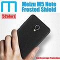 Miezu m5 nota case original doukou protección de $ number grados a prueba de golpes de super frosted shield para meizu meilan note 5 case