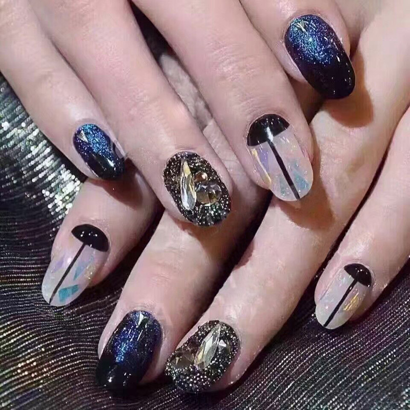 Old Fashioned Microbeads For Nails Model - Nail Art Ideas - morihati.com