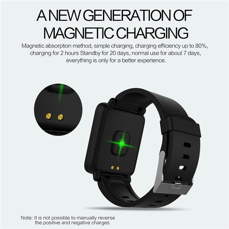 NEW Smart Watch Bracelet Heart Rate / Fitness Bracelet / Oxygen Monitor / Pedometer / Movement Tracker 1