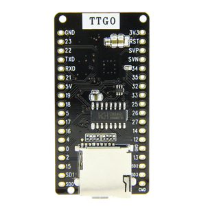Image 5 - Lilygo®Ttgo ESP 32 V1.3 Rev1 Ban Phát Triển T1 4 Mb Flash Thẻ SD Ban Wifi Module Bluetooth