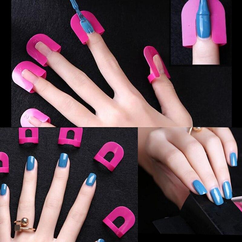 rosalind 26pcs set french nail