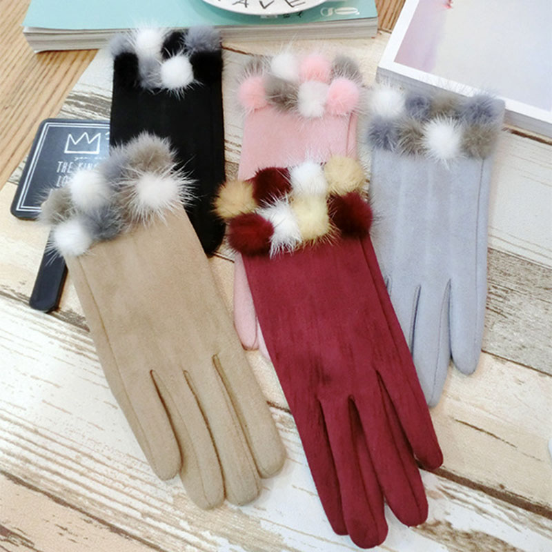 Winter Women Gloves s