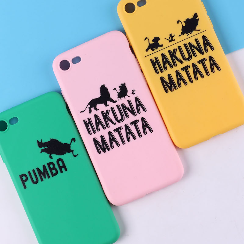 coque iphone 7 pumba