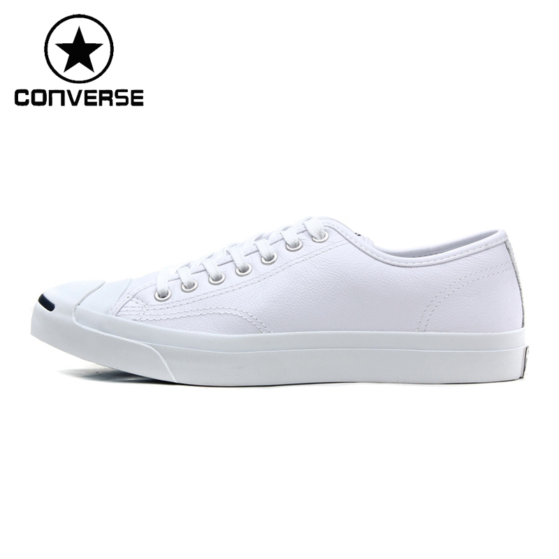 Original New Arrival 2018 Converse Classic Unisex Leather Skateboarding Shoes Sneaksers 247 classic leather