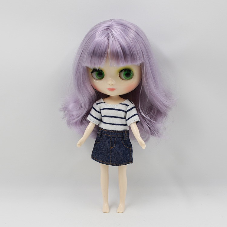 Middie Blythe Doll Multi-Color Hair 20cm 11