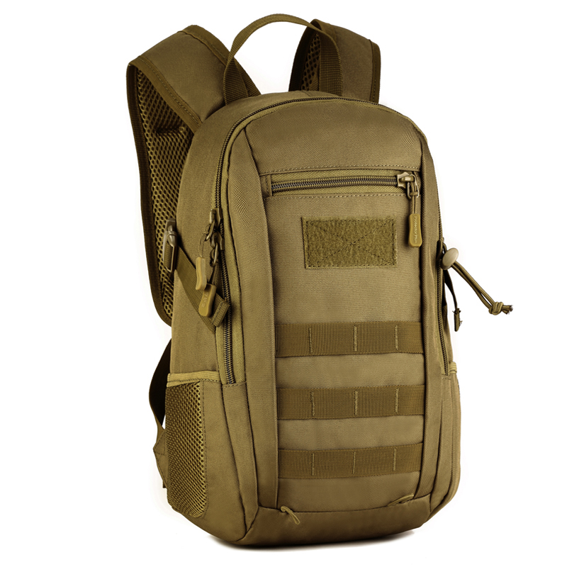 Man Outdoor MOLLE Military Army Tactical Backpack Bag Trekking Travel Rucksack Camping Hiking Climbing Camouflage Outdoor Bag стоимость