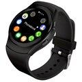 Круглый Смарт-отличные часы G3 bluetooth smartwatch сердечного ритма smartband с пульса датчик для женщин и мужчин