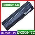 8800 мАч аккумулятор для ноутбука HP COMPAQ EX941AA HSTNN-LB31 HSTNN-DB32 Presario A900 C700 F500 F700 G6000 G7000 dv2000 dv2100