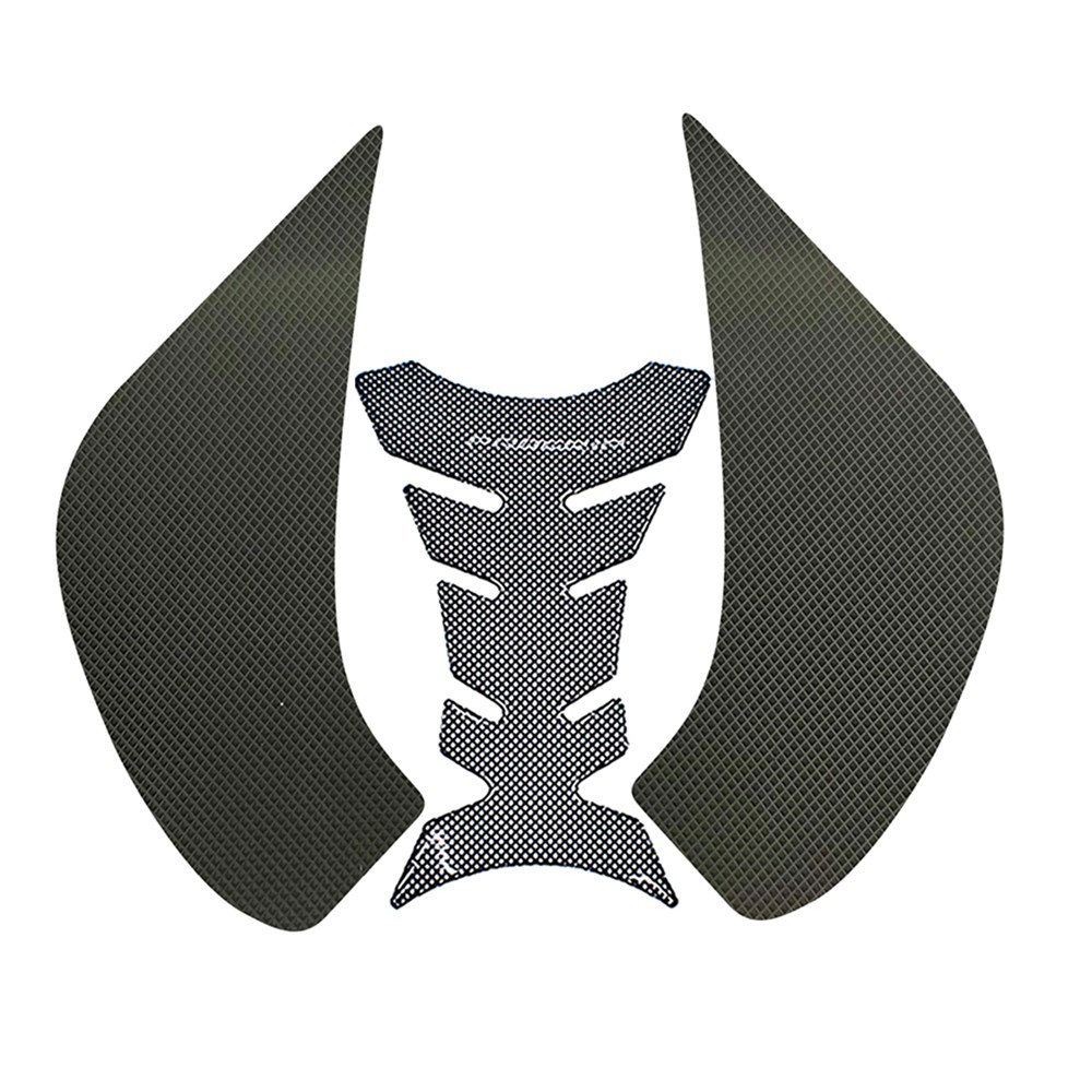 For Yamaha FZ6R 2009-2017 XJ6 DIVERSION /F 2009-2015 Protector Anti Slip Tank Pad Sticker Gas Knee Grip Traction Side 3M Decal