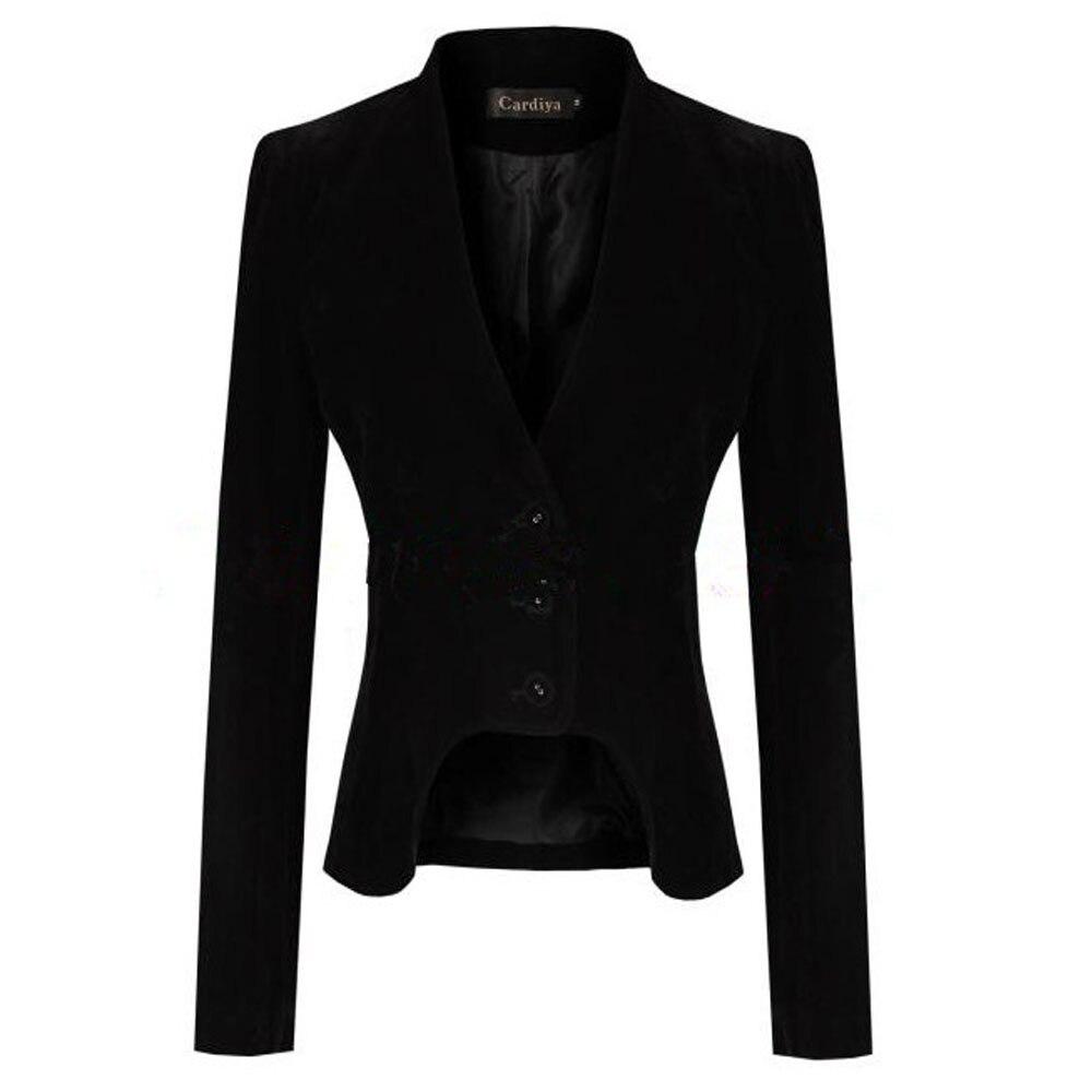 Popular Black Velvet Blazer Women-Buy Cheap Black Velvet Blazer