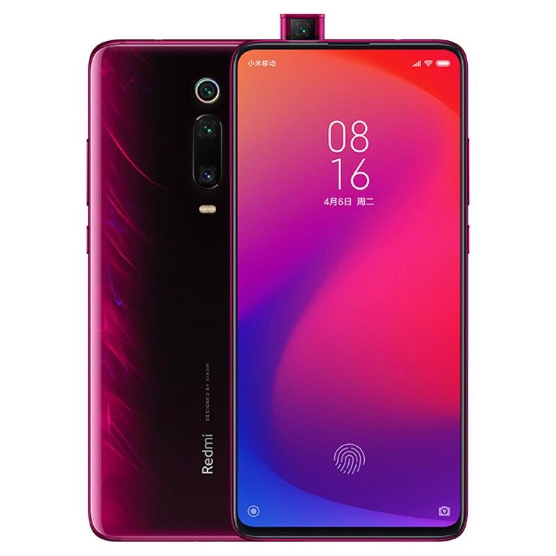 Édition privilège Xiaomi Redmi K20 Pro 12GB 512GB Snapdragon 855 Plus téléphone portable 6.39 pouces AMOLED 48MP Triple caméras 4000mAh - 6