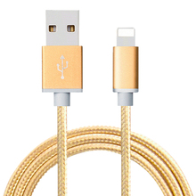 20CM 1M 1.5M 2M 3M 8 PIN USB Data Sync Charger Cable For iPhone 5 5S 5C SE 6 6S 7 Plus iPad 4 Air 2 mini 2 3 Fast Charging Cable