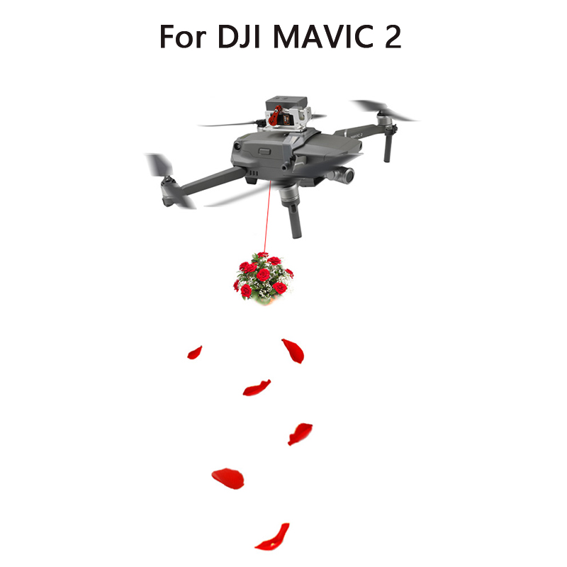 DJI MAVIC 2 Drone Remote delivery Parabolic Air Dropping system for DJI Mavic 2 Pro Zoom