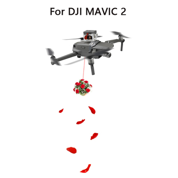 DJI MAVIC 2 Drone Remote delivery Parabolic Air-Dropping system for DJI Mavic 2 Pro/Zoom Drone Accessories